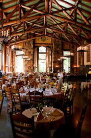 dining room interior ahwahnee hotel yosemite valleyr yosemite