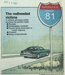 100 Tennessean Truck Stop Redhead Murders Among Alarming Trend Of Coldcase Highway Homicides