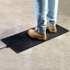 heated floor mat ebay