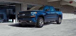All-new 2.7L Turbo Adds To Efficient, Fun-to-Drive 2019 Silverado
