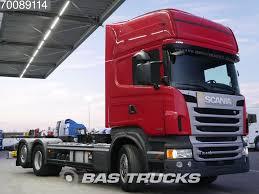 Продажа контейнеровоза SCANIA R440 6X2 Retarder Liftachse Euro 6 ...