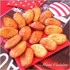 mimi cuisine madeleines oignons caramélisés recette thermomix mimi cuisine