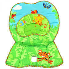 Fisher Price Healthy Care High Chair Replacement Pad - Rainforest By ... Fisherprice Spacesaver High Chair Rainforest Friends Buy Online Cheap Fisher Price Toys Find Baby Chair In Very Good Cditions Rainforest Replacement Parrot Bobble Toy Healthy Care Rainforest Bouncer Lights Music Nature Sounds Awesome Kohls 10 Best Doll Stroller Reviewed In 2019 Tenbuyerguidecom The Play Gyms Of Price Jumperoo Malta Superseat Deluxe Giggles Island Educational Infant 2016 Top 8 Chairs For Babies Lounge
