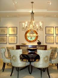Transitional Dining Room Chandelier Beauteous Chandeliers Light