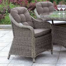 Canistota Gray Outdoor All-Weather Wicker Dining Arm Chair With Tufted  Cushion (Set Of 2) By Furniture Of America At Rooms For Less Bainbridge Ding Arm Chair Montecito 25011 Gray All Weather Wicker Solano Outdoor Patio Armchair Endeavor Rattan Mexico 7 Piece Setting With Chairs Source Chloe Espresso White Sc2207163ewesp Streeter Synthetic Obi With Teak Legs Outsunny Coffee Brown 2pack Modway Eei3561grywhi Aura Set Of 2 Two Hampton Pebble