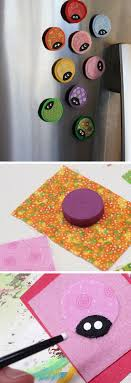 Tutorial Ladybug Fridge Magnets