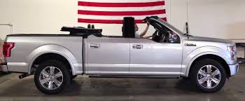 Convertible F-150 Produced In California | Medium Duty Work Truck Info