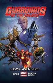 Guardians Of The Galaxy Vol 1 Cosmic Avengers
