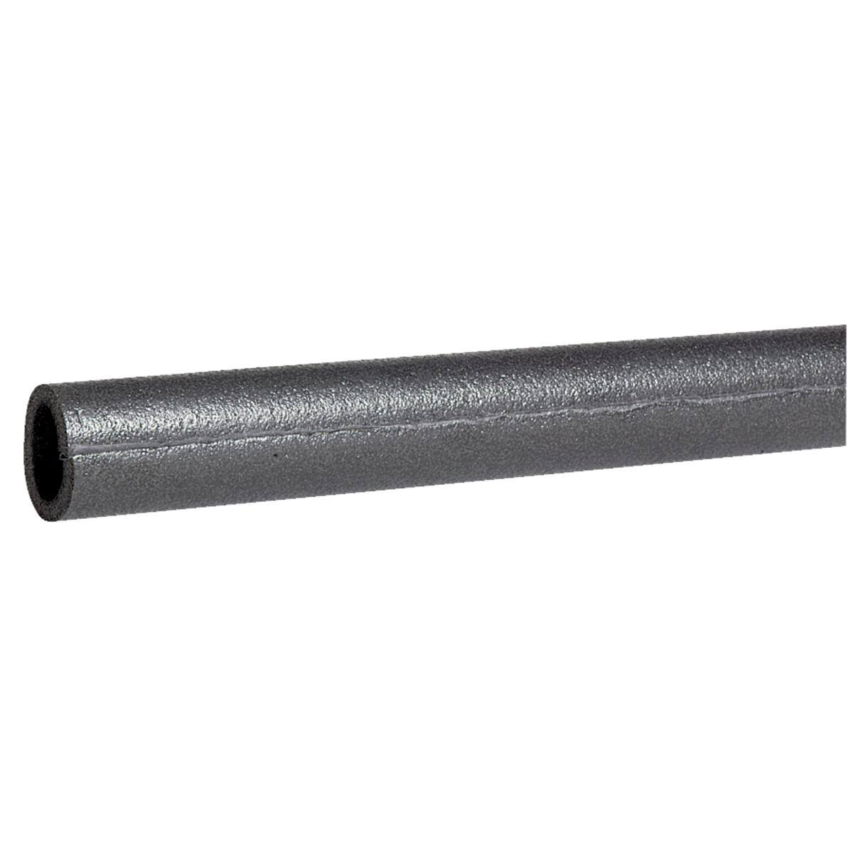Tundra 1/2 in. Wall 6 ft. Self-Sealing Pipe Insulation Wrap Charcoal (Pack of 30)