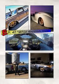 """OLP Ep 47 """"Mitch Henderson Designs"""""""