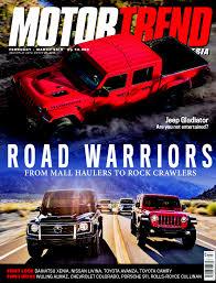 100 Motor Trend Truck Of The Year History Jual Majalah MOTOR TREND Indonesia FebruariMaret 2019 Gramedia
