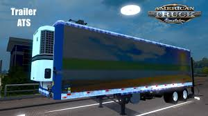 TRAILER AMERICAN TRUCK SIMULATOR BETA 1.22 For ETS2 -Euro Truck ... Trailer Wallbert American Truck Simulator 121 Ets2 Mods Euro American Truck Simulator Steam New Screens Friday Got Wood 104 Good Buddy Previews Review More Of The Same Great Game Starter Pack California Amazoncouk Nightmare On Elm Street V10 Mod Mod Test Endurance Freightliner Flb Update Ats Truck Simulator Features