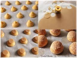 choux craquelins à la crème pâtissière touche de saveurs