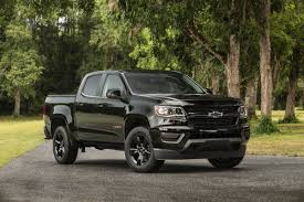 100 New Chevy Mid Size Truck 2016 Chevrolet Colorado Night Edition Is One Black Size