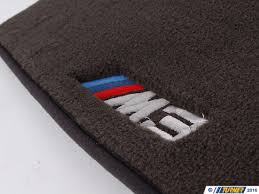 Bmw X5 Carpet Floor Mats by 82112293533 Genuine Bmw M Carpet Floor Mats Black E92 M3