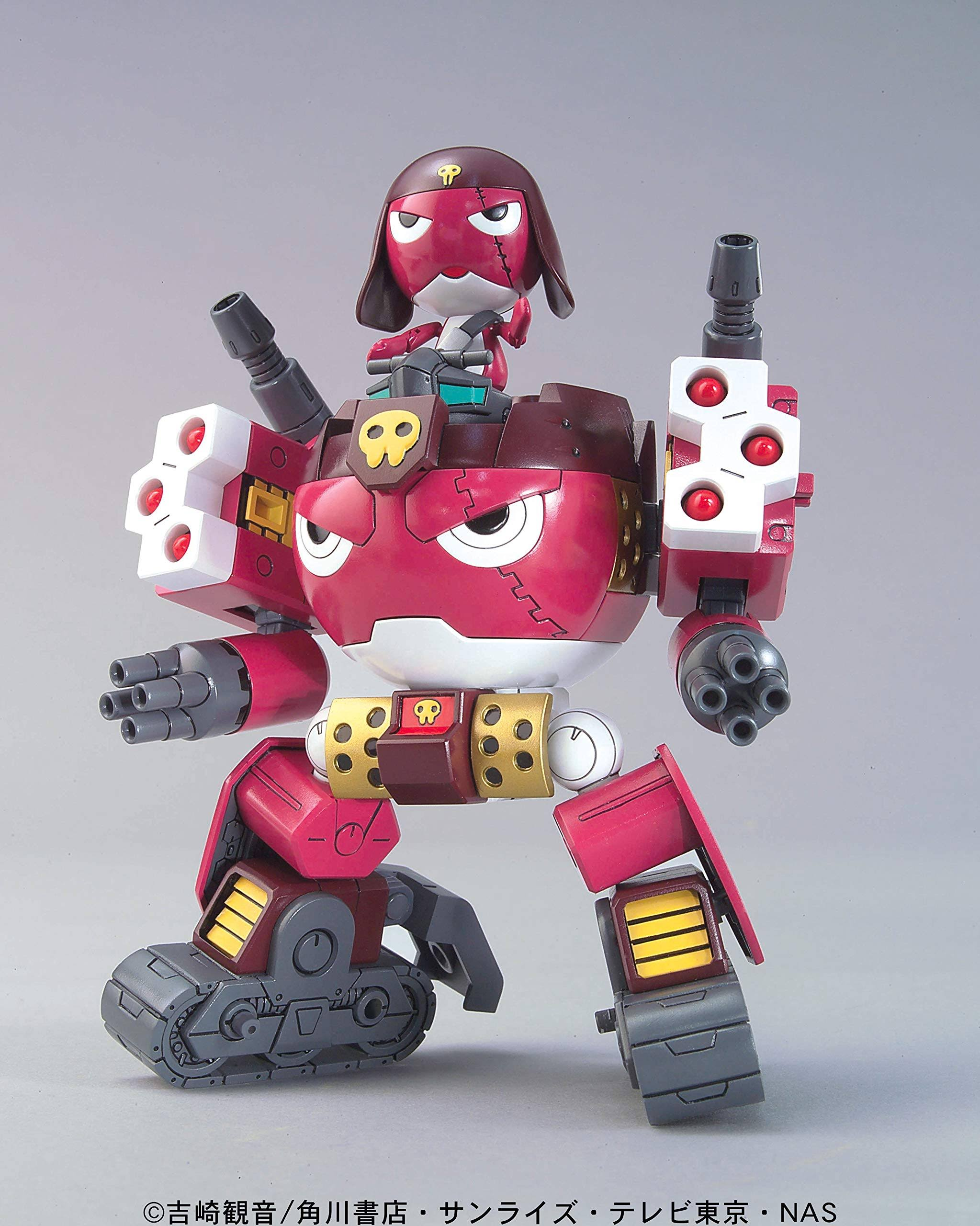 Bandai Giroro Robo Mk-II Model Assembly Kit
