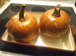 Roasting Pumpkin For Puree by How To Cook A Whole Pumpkin U2013 Mamal Diane