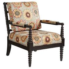 Pier One Kitchen Chair Cushions by Spindle Arm Chair At Pier One 500 Bobbin Chair Tribal Red