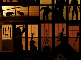 Office Cubicle Halloween Decorating Ideas by Office 30 Scary Themes Office Halloween Decoration Ideas