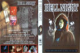 Wnuf Halloween Special Dvd by The Horrors Of Halloween Hell Night 1981 Newspaper Ads Vhs And