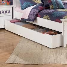 Ashley Furniture Zayley Dresser by Twin Platform Bed With Trundle Storage Box U0026 Customizable Color