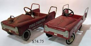 Hap Moore Antiques - Auctions John Deere Pedal Car Fire Truck M15 Nashville 2015 Fall Auction Owls Head Transportation Museum Murray Rpainted Engine Sale Number 2722t Lot A Late 20th Century Buddy L Childs Fire Truck Pedal Car 34 Classic Kids Black Or Red Free Shipping My A Crished Childhood Toy Collectors Weekly Lifesize And Then Some General Hemmings Daily Baghera Toy Mee Ldon Antique Cars 1950 Vintage1960s Super Deluxe Hap Moore Antiques Auctions Retro Fighter Comet Sedan Replica Vintage