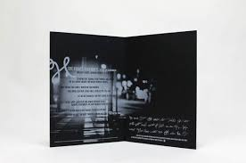 Black Greeting Cards Printed With White Ink Or Full Color On 15pt Epic Uncoated Card Stock 100 Recycled