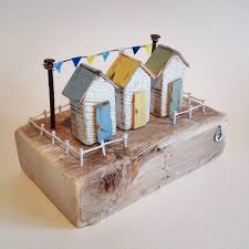 Driftwood Christmas Trees Cornwall by New U0027easter Huts U0027 Handmade From Driftwood And Reclaimed Materials