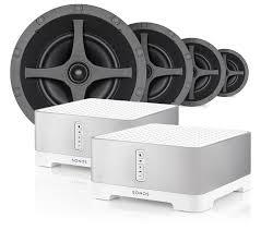 Sonance Stereo In Ceiling Speakers by Wireless Speakers Best Wireless Speakers Audio Concept