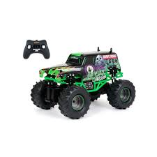 100 New Bright Rc Trucks 124 RC Monster Jam Grave Digger Truck Products