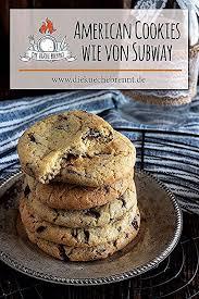 weltbeste lieblingscookies american cookies rezept mit