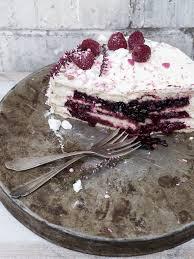 rezept für rote grütze torte mit vanilleboden und vanillecreme