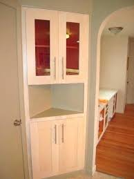Decoration Built In Corner Cabinets Cabinet Plans Amusing China Dining Room Ideas