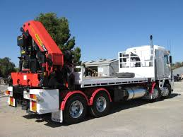 What Is A HIAB Crane Truck And What Is Its Best Use? – Link Trans ...