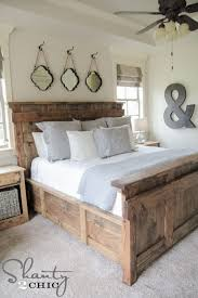 Nice 51 Rustic Farmhouse Style Master Bedroom Ideas Besideroom