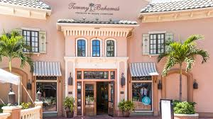 Tommys Patio Cafe by Tommy Bahama Restaurant Review At Pointe Orlando