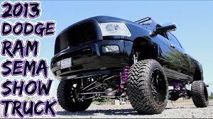 2013 Dodge Ram Laramie Crew Cab SEMA Show Truck - Northwest ...