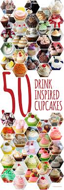50 Drink Inspired Cupcake Recipes