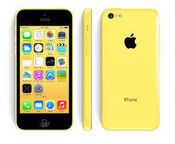 Apple iPhone 5c 32GB Smartphone T Mobile Yellow Good