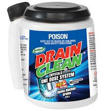 drain cleaner available from bunnings warehouse