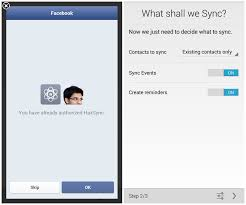 Best App Sync Facebook Contacts Android