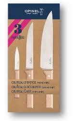 couteau cuisine opinel couteaux de cuisine opinel gamme parallele