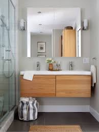 Ikea Bathroom Cabinets With Mirrors by Meuble De Salle De Bain Suspendu Ikea Gormorgon Odensvik Bath