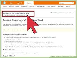 How to Unlock an AT&T iPhone with wikiHow