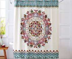 Fabric For Curtains Cheap by Shower Intriguing Cute Green Shower Curtains Startling Where To