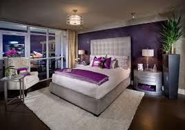 chambre gris et violet la chambre grise 40 idées pour la déco archzine fr