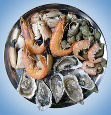 Seafood Includes Any Form Of Food Taken From The Sea