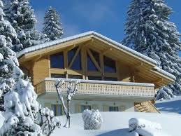 100 Log Cabins Switzerland Villarssurollon Chalet Rental Luxury Modern Swiss Chalet