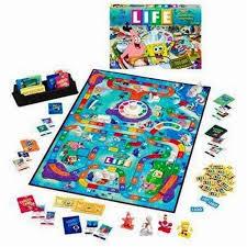 Amazon Hasbro The Game Of Life