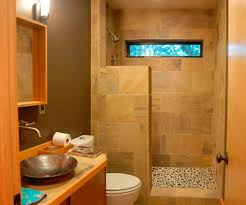 Jeffrey Court Outer Banks Mosaic Tile by Small Black Bathroom Understated White Sanitaryware Provides A
